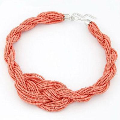 Bead Infinity Necklace Vners Infinity Jewelry