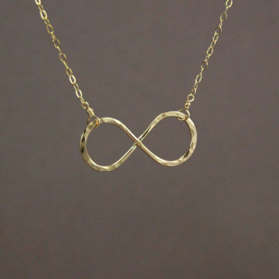 Infinity Pendant Infinity Jewelry Infinity Necklace Vners In Stock