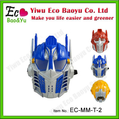 Hot Selling PVC Transformers Mask for Hallowmas