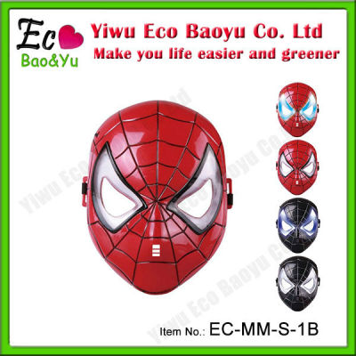 Cute Red Spider Man Mask for Costume Party Mask