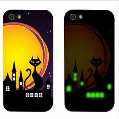 Noctilucent Phone Cover Hallowmas Phone Cover Pumpkin Phone Cover For Phone 5