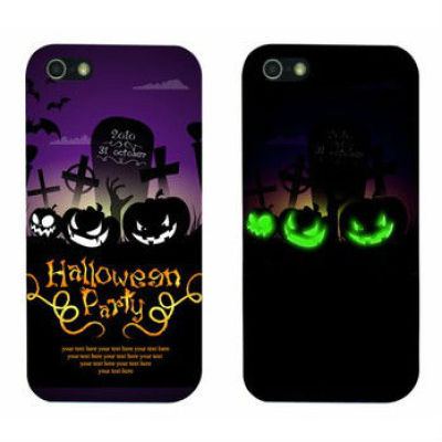 Glow In Dark Phone Case Hallowmas Phone Case Noctilucent Phone Case For Phone 5