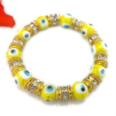 Gold Evil Eye Bracelet Jewelry Wholesale