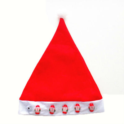 Merry Christmas Santa Hat Wholesale