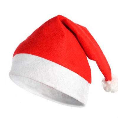 Wholesale Red Santa Hat / Christmas Hat for Adults