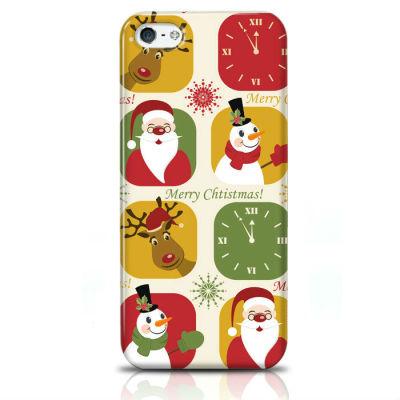 Merry Christmas Phone Case Santa Claus Phone Case Cell Phone Case