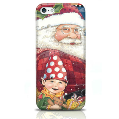 Christmas Phone Case Santa Claus Phone Case Cell Phone Case For Phone 5