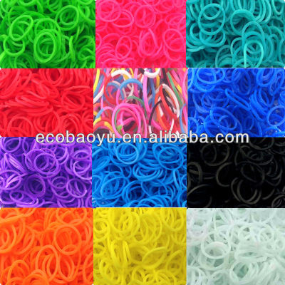 2014 crazy cheap Loom Rubber bands wholesale