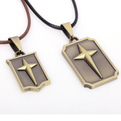 Valentines Day Gift Fashion Necklace for Couple