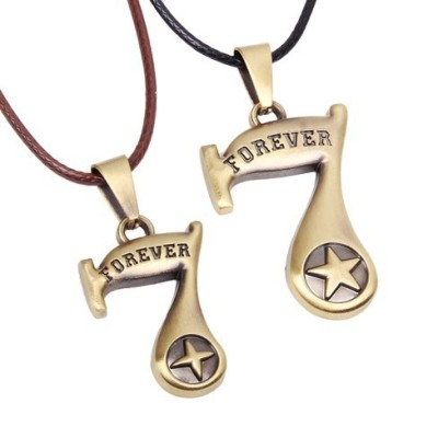 Lucky Number 7- Valentines Gift Forever Love Necklace Jewelry For lovers