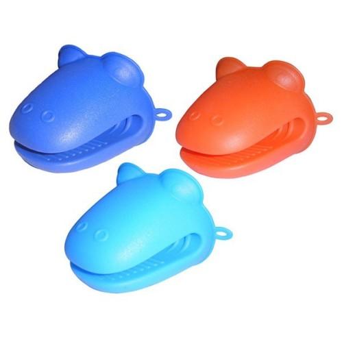 Flexible Cheap Animal Shape Rubber Kitchenware Bbq