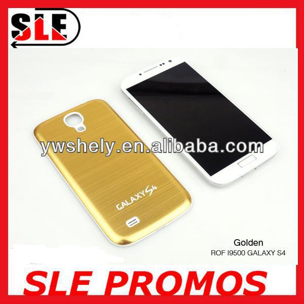 golden mobile phone case