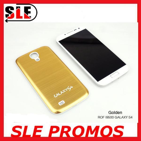 golden mobile phone case