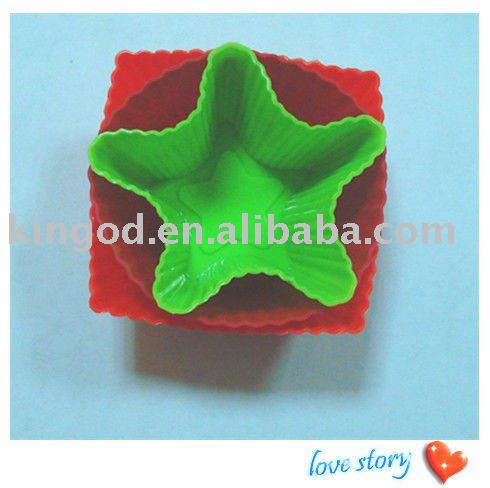 Exquisited Silicone Shaped Egg Mould