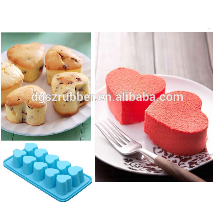 best sell food grade novelty silicone ice molds making