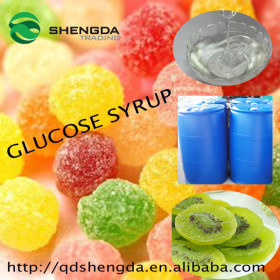 Glucose Syrup liquid 84 for Food