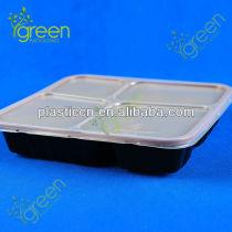 Eco- friendly plastic food tray