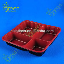 compartment disposable food tray