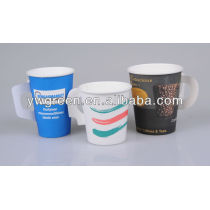 paper tea cups with handle