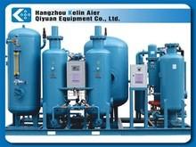 PSA oxygen gas cylinder filling plant