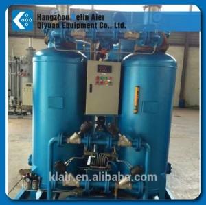 PSA oxygen generator for fish farming