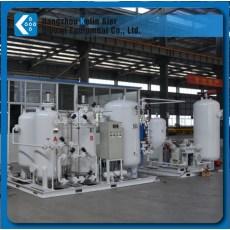 medical oxygen plant for cylinder filling