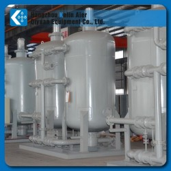 Industrical oxygen generator for ozone generation