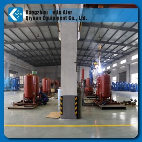 Industrical oxygen generator for ozone generation