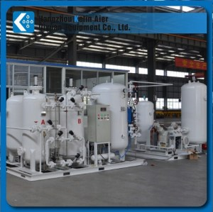 medical oxygen plant manufacturer with refrigeration air dryer