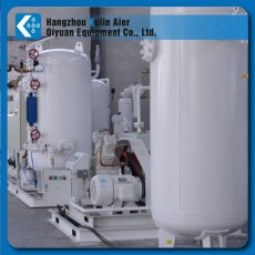 O2 generator for sewage treatment
