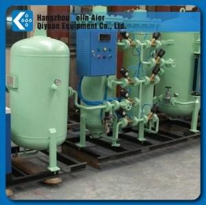 oxygen plant for sewage purification