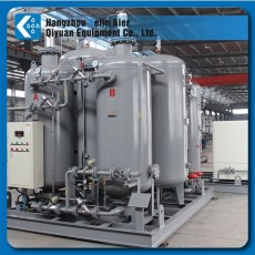 oxygen plant for sewage treatment