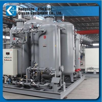 oxygen plant for sewage treatment