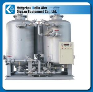 medical oxygen plant factory with cylinder filling station