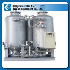 medical oxygen plant factory with cylinder filling station