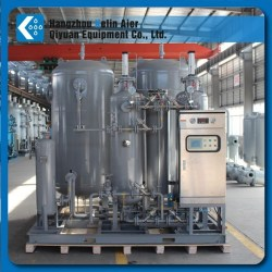 hospital oxygen plant manufacturer with filling station