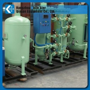 PSA O2 generator for sewage treatment