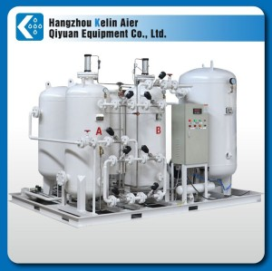 PSA Skid-mounted Oxygen generation system
