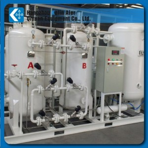 hot seller 60 m3 O2 plant for sewage purification