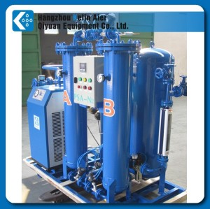 High Efficiency Oxygen Cylinder Filling for Gas Station