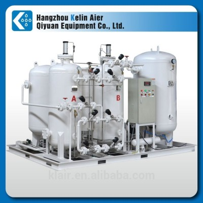 PSA Air Separation Unit for Oxygen Gas