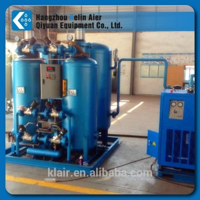 High Quality Gas PSA Generator Oxygen for Cutting Melting