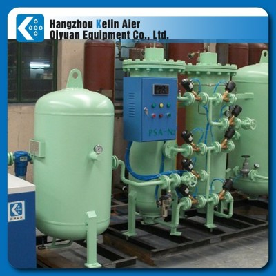 Oxygen Generation Package with Filling System