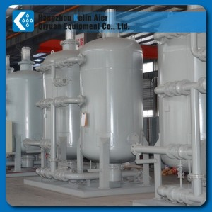 High quality Oxygen cylinder filling plant for fish farming