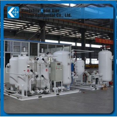 Medical Grade 15m3 93% PSA oxygen gas generator