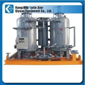 Hospital oxygen generating plant