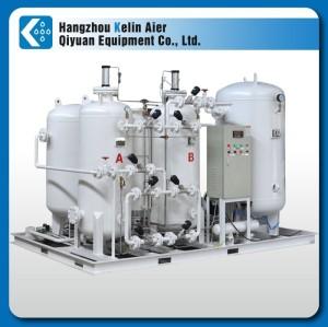 PSA Nitrogen Generator for food and beverage industry