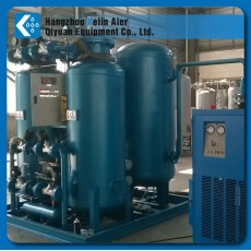 High purity nitrogen generator for metal heat treatment