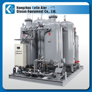 High performance PSA nitrogen generator for laser cutting