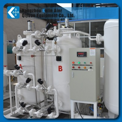 High Efficiency Nitrogen Cylinder Filling for Gas Station